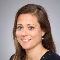 Rektor Maria Holmqvist